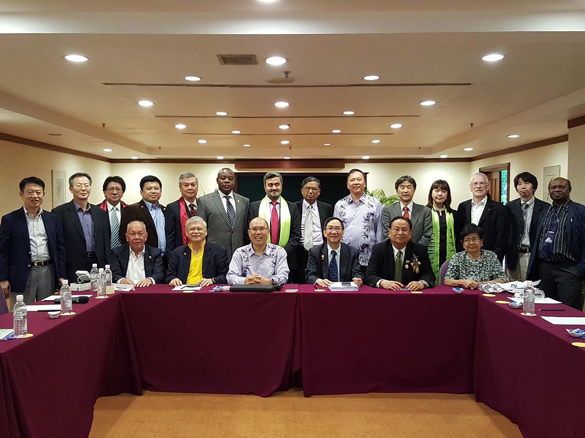 FEIAP Exco in Penang 2015 - Photos