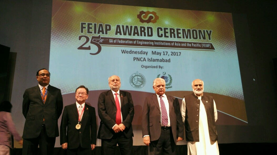 25th FEIAP GA and 4th FEIAP Convention 15-20 May 2017