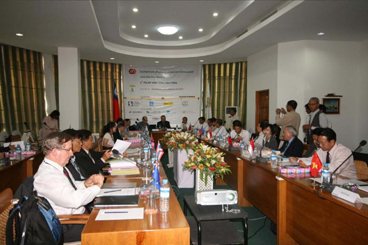 Exco Meeting 4 June 2009 Yangon, Myanmar